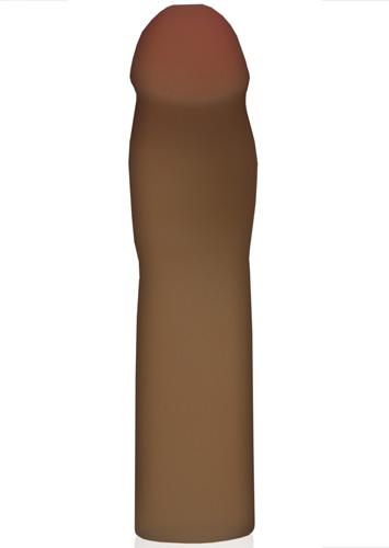 Cock Xtender 17 cm Brown