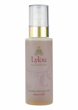 Lylou Massage Choco Chilli Kissable
