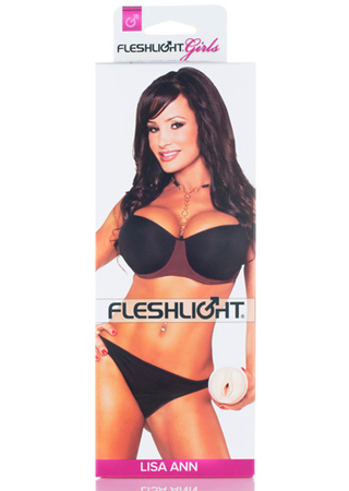 Fleshlight - Lisa Ann