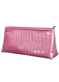 Carry-on Pink Croco