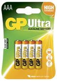 4-pack AAA Batterier